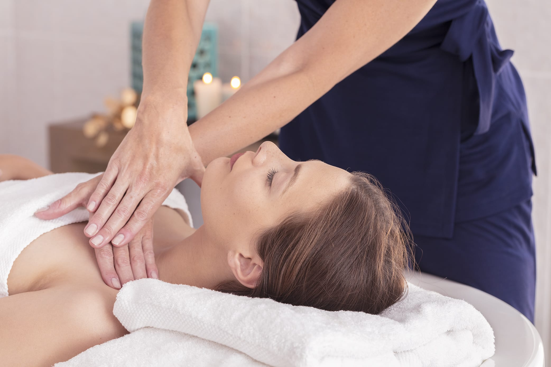 Massages et modelages La Baule, cure thalasso, Spa, Bretagne